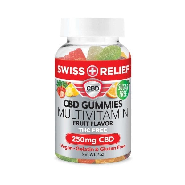 Image: CBD Multivitamin Gummies - Sugar-Free | CBD Gummy Edibles - Katt's Remedies, Atlanta GA CBD product shop